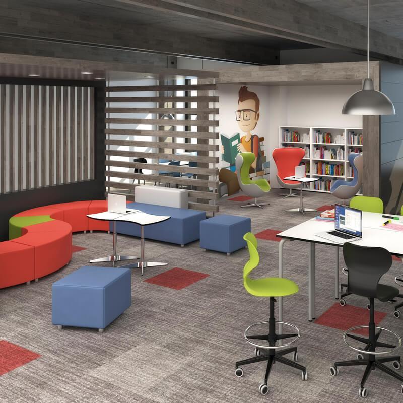 Guarda la nostra sala demo in 3D