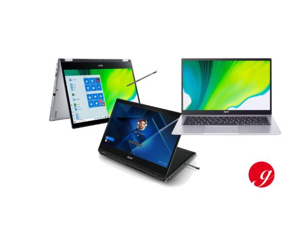 PC e Notebook ACER for EDU