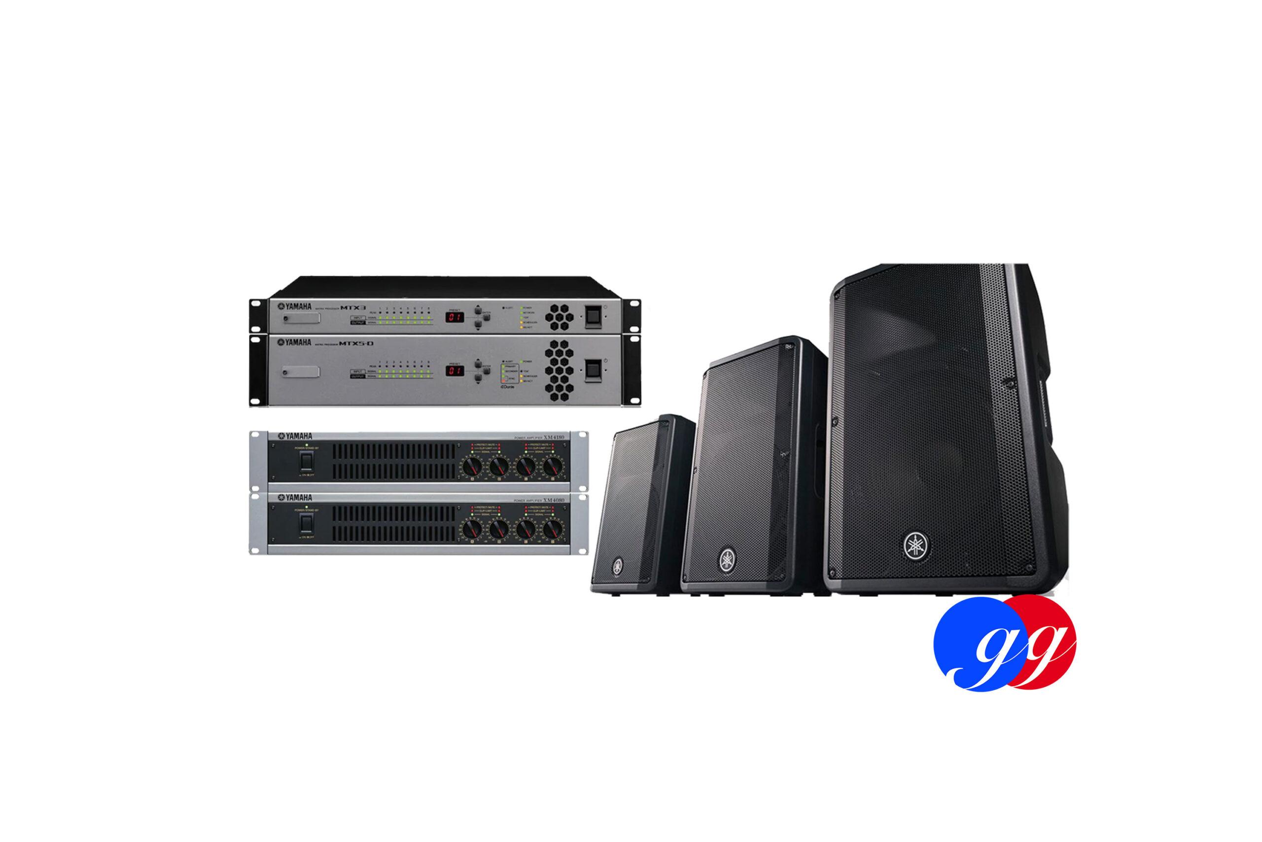 Yamaha Audio System